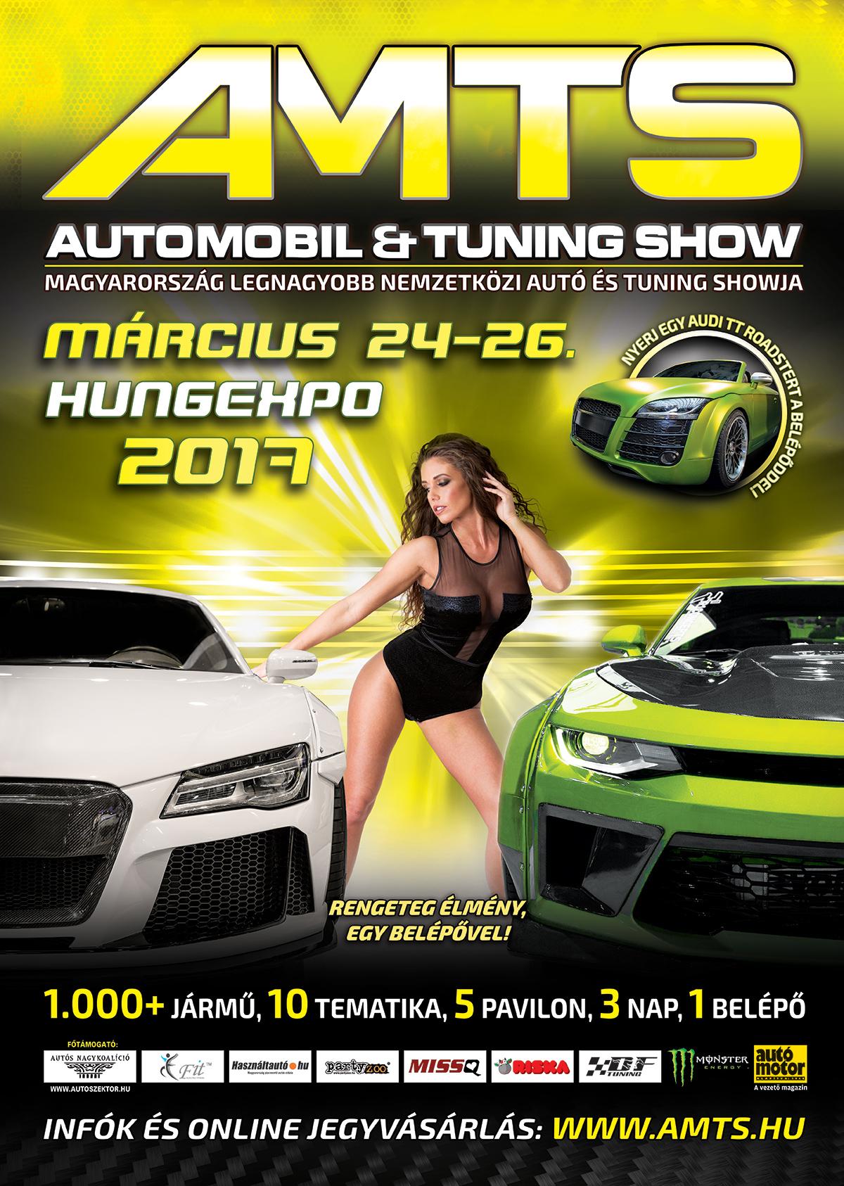 Autó, Motor és Tuning Show 2015